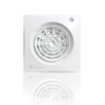 Silent 100 CDZ TIMER + BEWEGINGSSENSOR Badkamer/ toilet ventilator -  Ø100mm