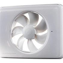 Intellivent 2.0 badkamerventilator wit 134 m3/h