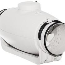 Buisventilator TD-250/100-T Silent met NALOOPTIMER diameter 100mm