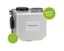 Itho Daalderop CVE-S CO2 Optima Inside + ingebouwde RV vochtsensor en CO2 sensor - perilex stekker & euro stekker