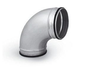 Spiro bocht 90 graden Safe