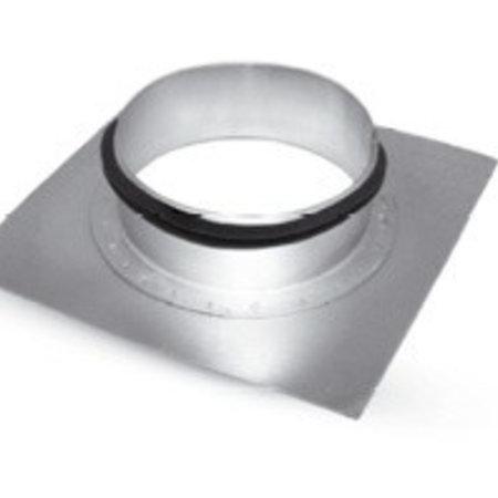 Muurdoorvoer met afdichtingsrubber Ø100mm