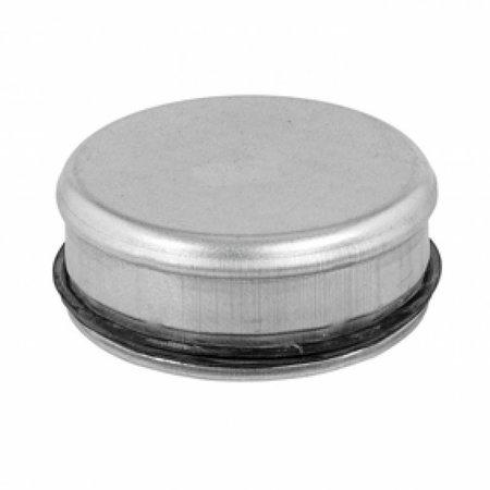 Deksel met afdichtingsrubber Ø160mm