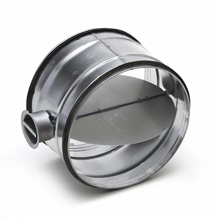 Regelklep Ø200mm handbediend