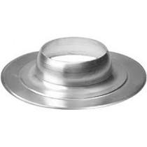 Aluminium plakplaat - Multivent Ø131/5V en Multivent Ø166