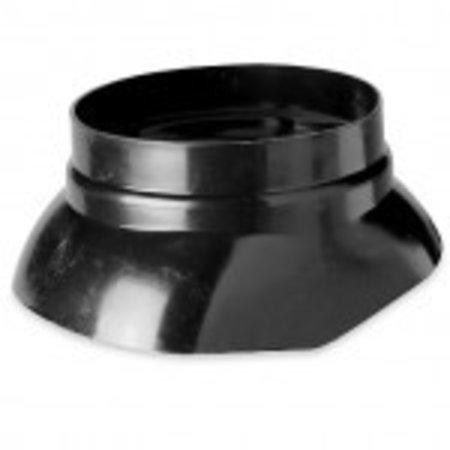 Glijschaal - pijpdakventilator - 5-55°