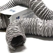 Niet-geïsoleerde PVC flexibele slang Ø102mm (binnenmaat) - 10 meter