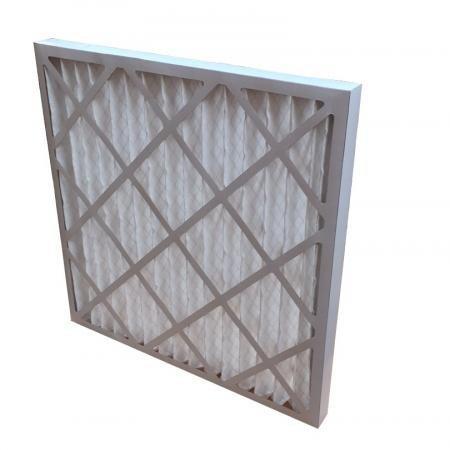 FilterFabriek Huismerk Paneelfilter 20x20x2 - G4 klasse