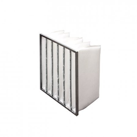 FilterFabriek Huismerk Zakkenfilter 592x592x360mm - 6 zakken – G4 klasse