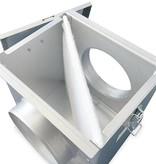 Filterbox Ruck Ø125mm - incl. filter - FV125
