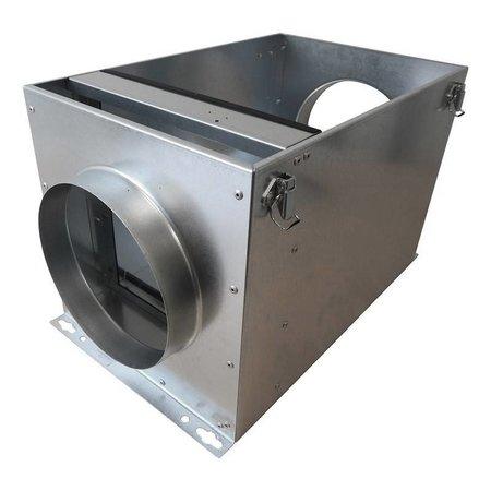 Filterbox Ruck - Ø160mm - FT160