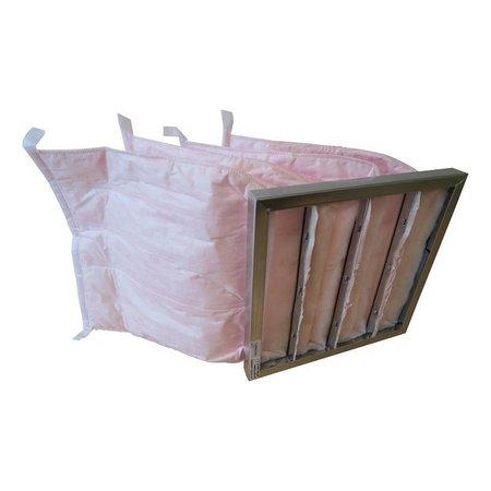 Zakkenfilter voor Ruck filterbox FT315 - Klasse F7