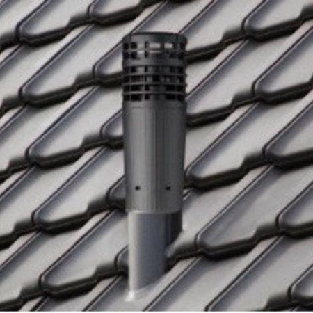 Multivent 5V dakdoorvoer - hellend en vlak dak