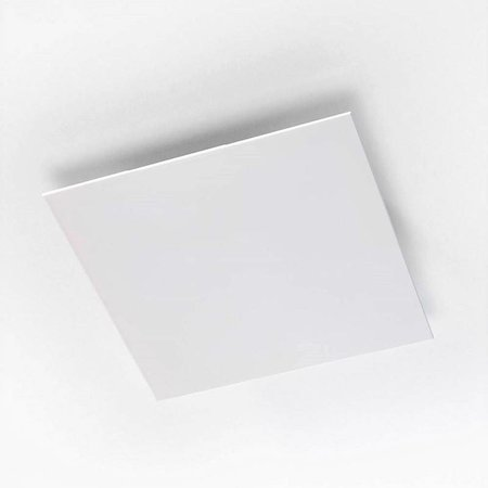 Duco Duco Ducovent Design Vierkant ventilatieventiel wit 125 mm