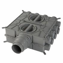 AirExcellent Luchtverdeelkast - DB816