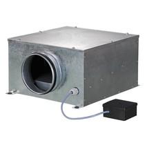 ISO-B-100 boxventilator - 240 m3/h - Ø100mm
