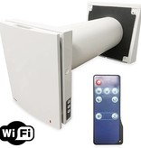 Blauberg VENTO Expert A50-1 - 3 standen -  WIFI - Ø160mm