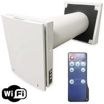 VENTO Expert A50-1 - 3 standen -  WIFI - Ø160mm