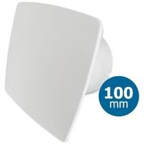 Badkamer/toilet ventilator - standaard - Ø100mm - bold-line