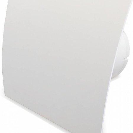 Pro-Design Badkamer/toilet ventilator - met timer - Ø125mm