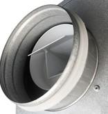 Blauberg Komfort Ultra D105 WTW-unit - 3 standen 57/106m3/h - Ø125mm