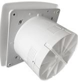 Pro-Design Badkamer/toilet ventilator - trekkoord - Ø100mm - bold-line