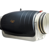 Whisper 'Gold Line' buisventilator - Ø100 & Ø125mm - met timer