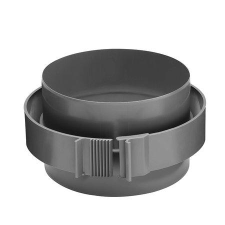 Ubbink Geïsoleerd leidingsysteem koppelstuk - Ø125mm