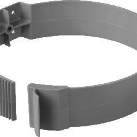 Ubbink Geïsoleerd leidingsysteem bevestigingsbeugel - Ø125mm