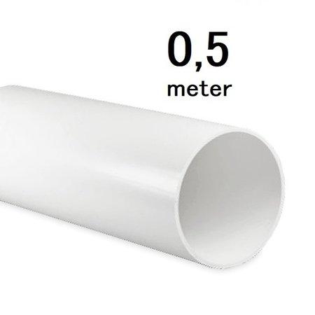 ventilatiebuis - rond Ø125mm - L=500mm
