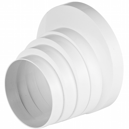 Verloopstuk universeel - meerdere diameters