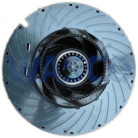 Zehnder Zehnder Motor RPM/KPM/VPM - R2E 185-AC55-09