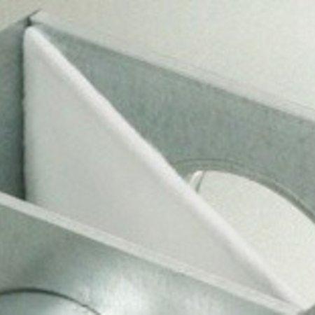 Filter in frame voor FV315 en FV400 - Klasse G3
