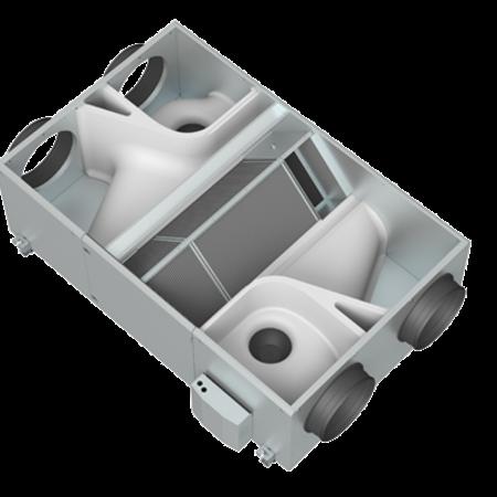 Orcon WTU-EC-E WTW-unit - Ø160mm - 250m3/h
