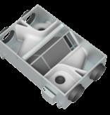Orcon WTW WTU-1000-EC-E - Ø300mm - 1000m3/h