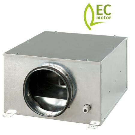 Blauberg ISO-B-200EC boxventilator met EC-motor - 700m3/h - Ø200mm