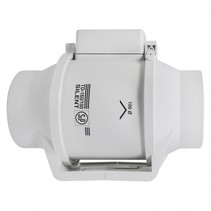 Buisventilator TD-160/100 N Silent aansluitdiameter 100mm
