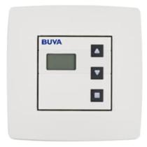 Buva Q-Stream 1.0 draadloze keuken- / badkamerbediening, laag model (batterijvoeding)