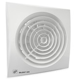 Soler & Palau S&P Silent 300 CRZ -TIMER & VOCHTSENSOR- Badkamer/ toilet ventilator - Ø150mm