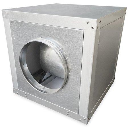 CHAYSOL Airbox boxventilator (UPE 7/7) Compacta - 1200 m3/h - Ø250mm
