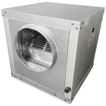 CHAYSOL Airbox boxventilator (UPE 9/9) Compacta - 2000 m3/h - Ø350mm