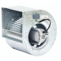 Centifugaal ventilator (9/9 CM/AL) 245W/6P - 2400m3/h