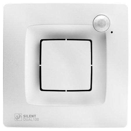 Soler & Palau Silent Dual 100 badkamerventilator - Ø100mm