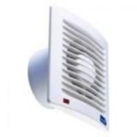 Newlec Badkamer/toilet ventilator - Ø120mm - 165m3/h