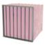 FilterFabriek Huismerk Zakkenfilter met glasvezelmedium 592x592x360mm - 8 zakken – F7 klasse