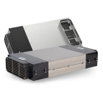 DOMINO filter - kookplaat met ingebouwde afzuiging - 950 m3/h - 220 x 90mm