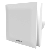 MUTE badkamerventilator - standaard - 77m3/h - Ø100mm