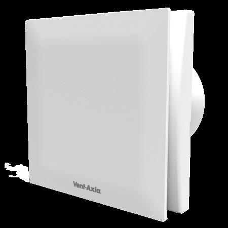 Vent-Axia Vent-Axia MUTE badkamerventilator - timer & vochtsensor  - 77m3/h - Ø100mm