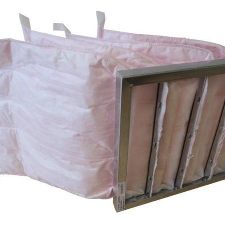 FilterFabriek Huismerk Zakkenfilter 288x288x360mm - 4 zakken – F7 klasse