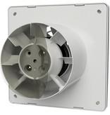 Vent-Axia Vent-Axia Supra 100HT badkamerventilator - timer & vochtsensor - 97 m3/h - Ø100mm
